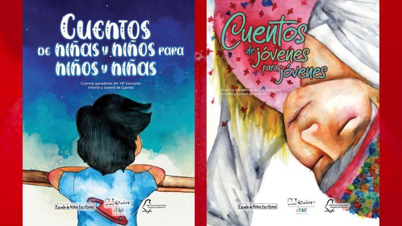 Obras ganadoras Concurso Infantil y Juvenil de Cuento IECM