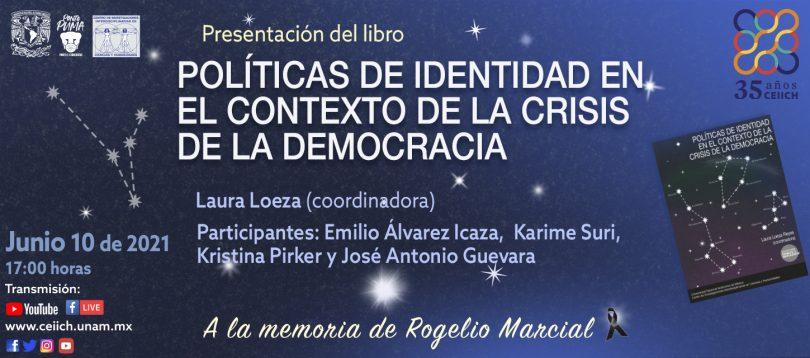 Políticas de identidad en el contexto de la crisis de la democracia