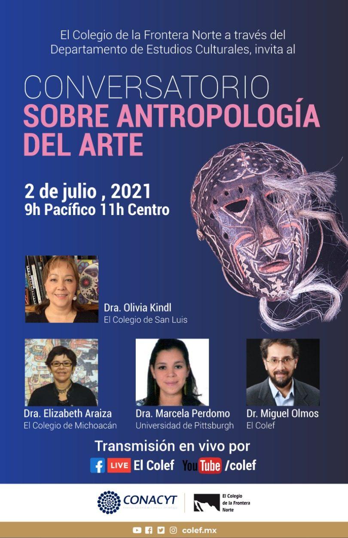 Conversatorio sobre Antropología del Arte