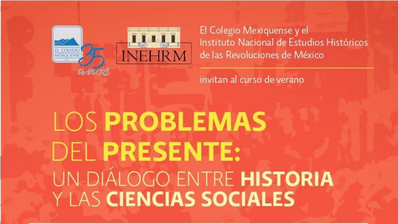 Los problemas del presente: un diálogo entre Historia y las Ciencias Sociales