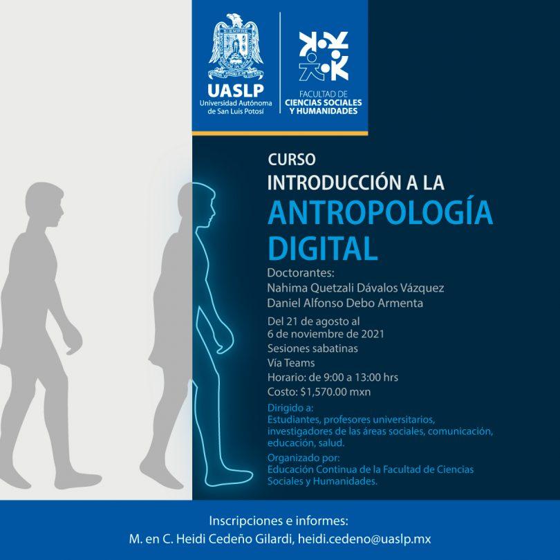 Curso Introducción a la Antropología Digital