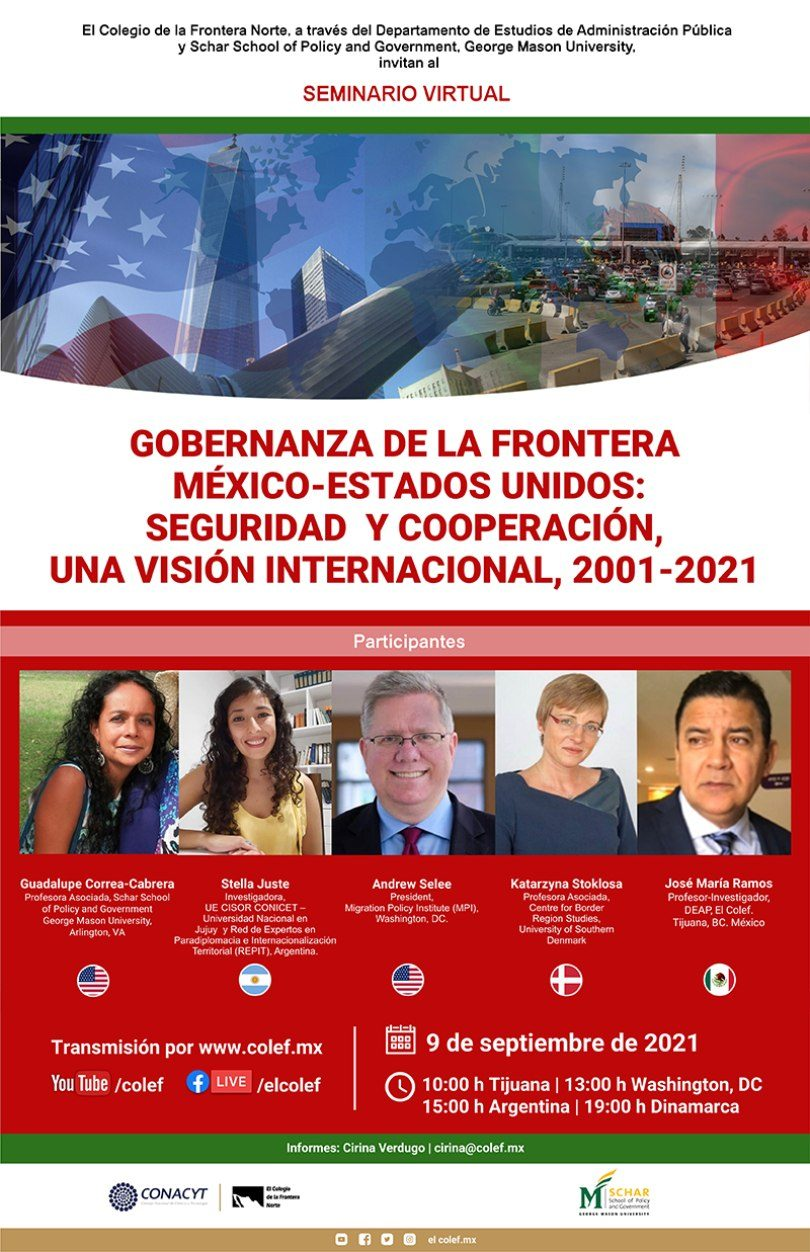 Gobernanza de la frontera México-Estados Unidos