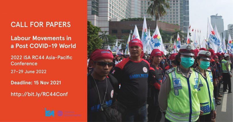 Labour Movements in a Post COVID-19 World