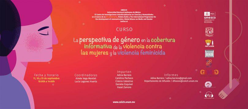 La perspectiva de género en la cobertura informativa de la violencia contra las mujeres y la violencia feminicida