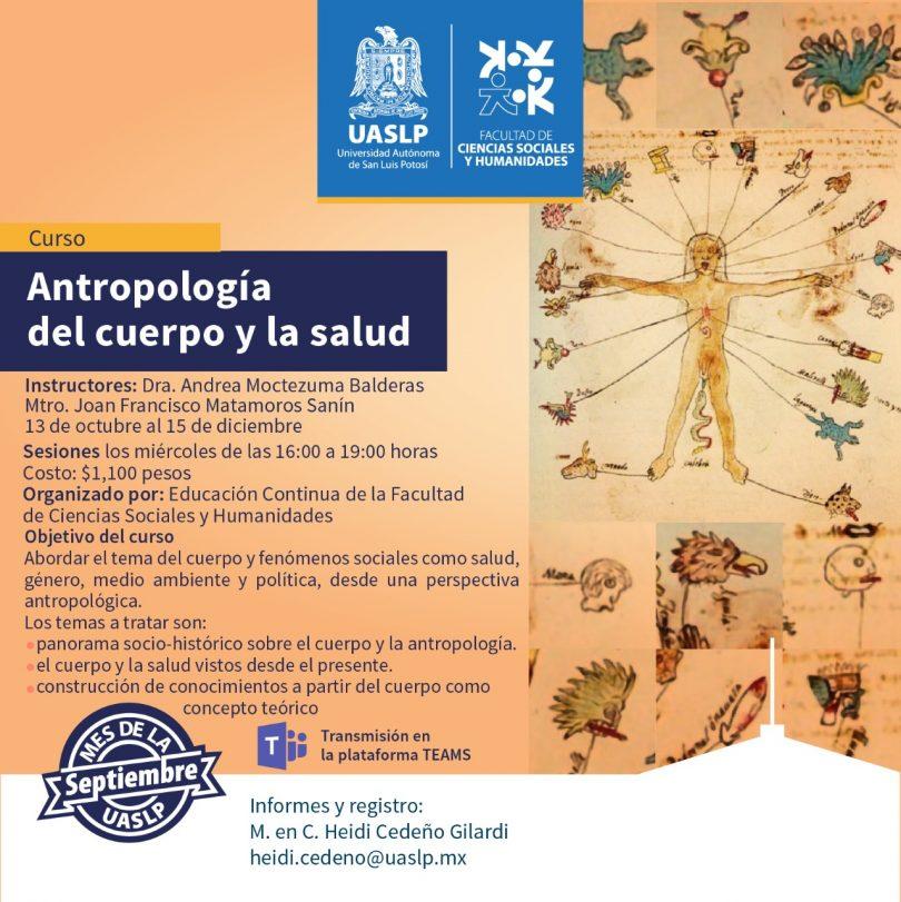 Antropología del cuerpo y salud