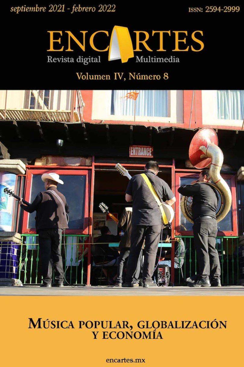 Encartes. Revista digital multimedia, vol. 4, núm. 8